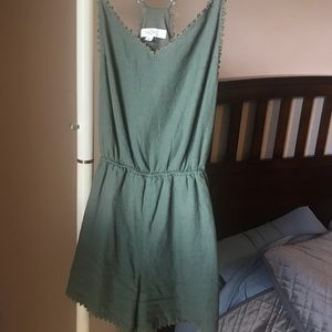 Love Tree Romper